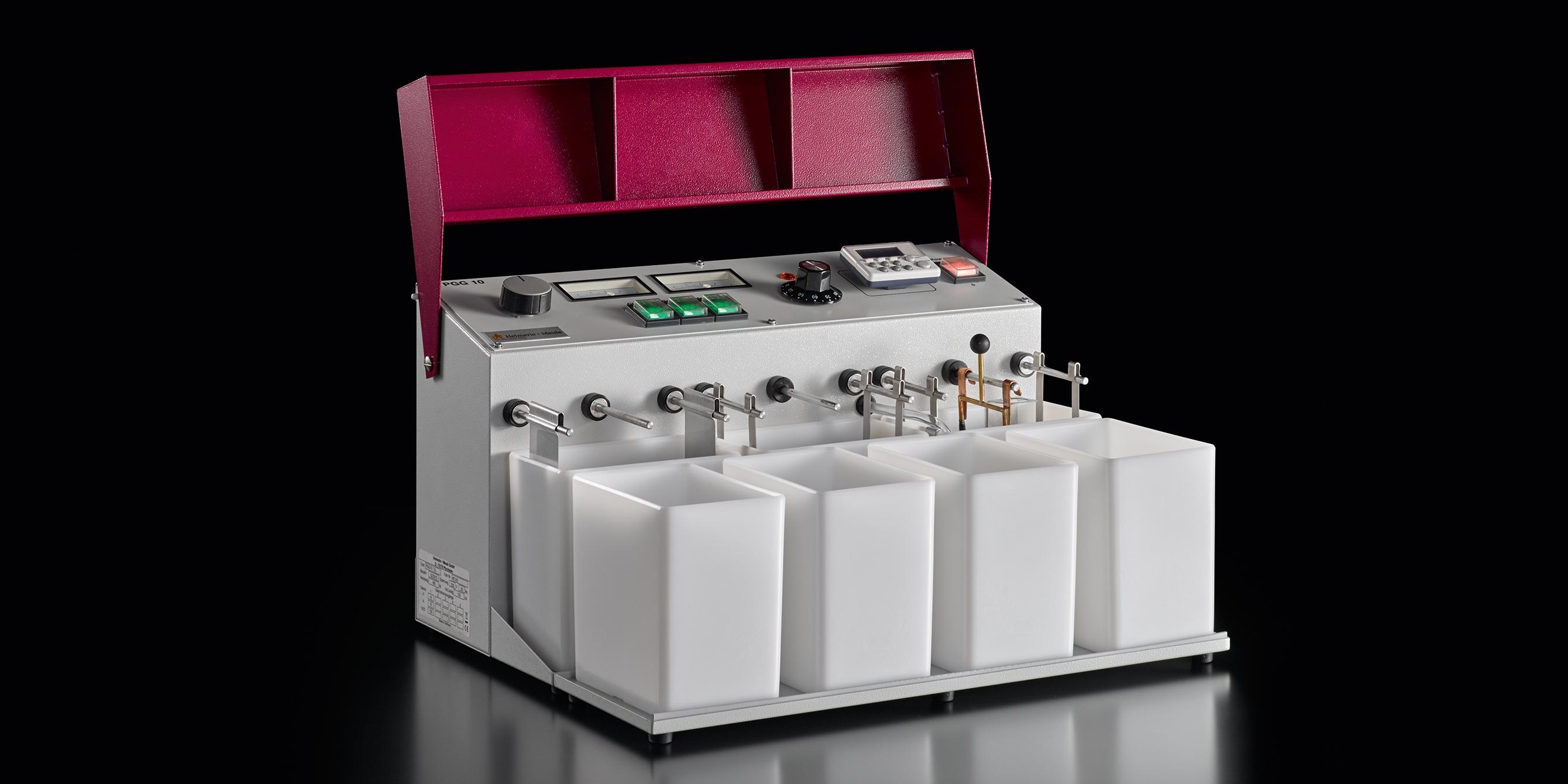 Unités et systèmes de galvanoplastie - Heimerle + Meule GmbH